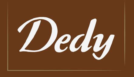 Logo Dedy
